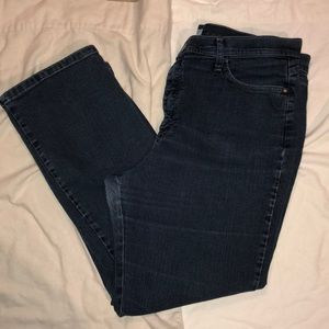Lee Classic fit straight leg blue jeans 16P